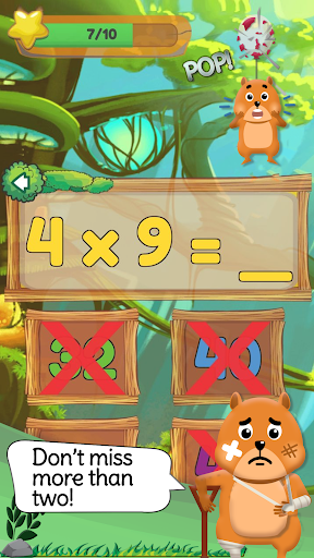Times Tables & Friends: Free Multiplication Games apkpoly screenshots 5