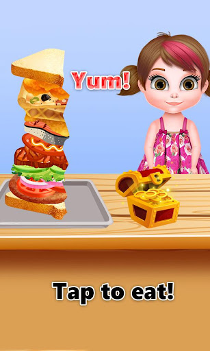 Delicious Silly Sandwich Master! android2mod screenshots 5