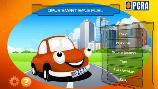 Drive Smart Save Fuel-Lighter