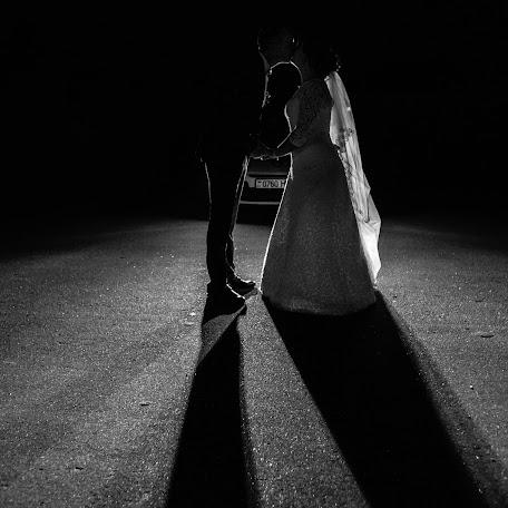 Wedding photographer Andrey Samosyuk (aysmolo). Photo of 16.11.2017