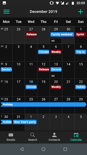 Tutanota - Encrypted Email & Calendar 3.76.11 screenshots 3