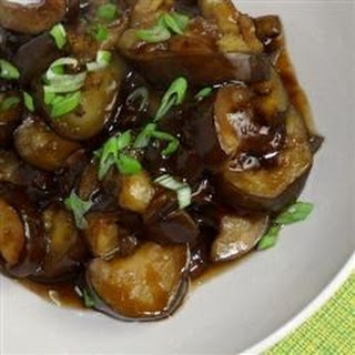 Eggplant With Oyster Sauce Recipes.