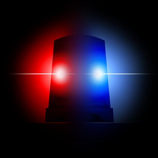 Luzes da polícia