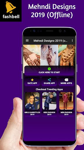 Mehndi Designs 2020 (offline) 22.1 screenshots 1