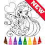 How to Paint for WinX Fans APK icon