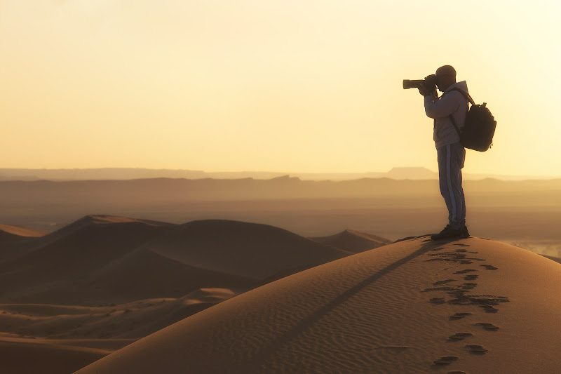 alba nel deserto di rik