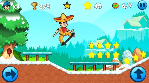 Skater Kid apkpoly screenshots 5