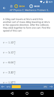 AP Physics C Mechanics- screenshot thumbnail