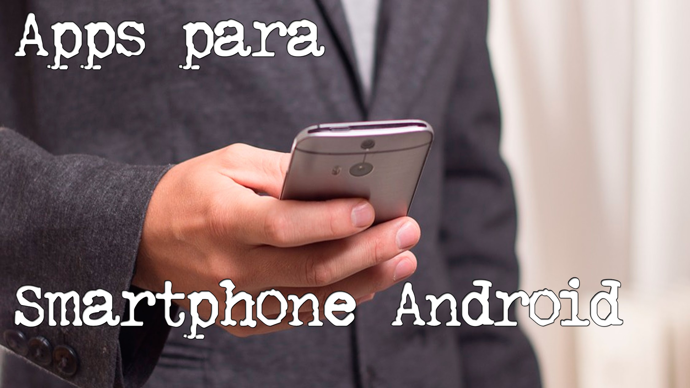 App para smartphone Android