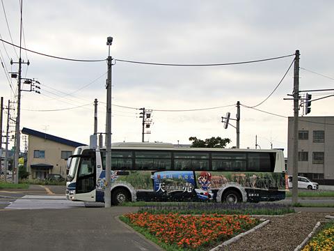 沿岸バス「はぼろ号」 ・392_102 萌えっ子はぼろ号