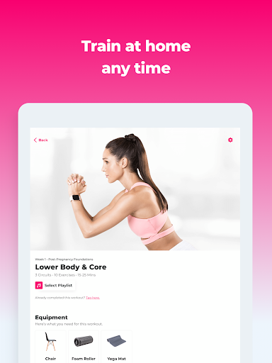 SWEAT: Kayla Itsines Fitness 5.9.2 screenshots 11