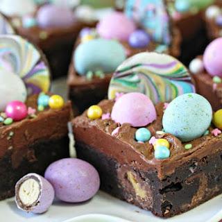Malted Milk Chocolate Brownies Recipe