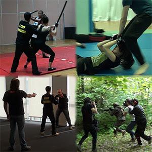 Réglage cascades, chorégraphie de combat et coaching d'acteur : Alexis DIENNA.