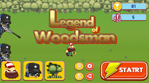 伝説の木こり Legend Of Woodsman