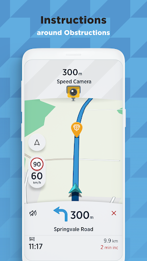 TomTom AmiGO - GPS, Speed Camera  & Traffic Alerts Apk 1