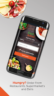 Download FoodToDeliver Ordering App For PC Windows and Mac apk screenshot 1