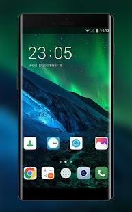 Theme for LG X venture - náhled