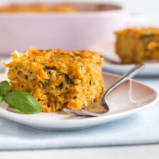 Very Veggie Oat Bars Recipe