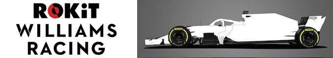 2020F1新車発表ウィリアムズ