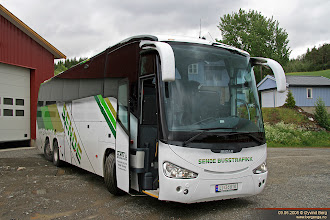 Photo: LJ 26810 hos Sende Busstrafikk i Verdal, 09.06.2008.