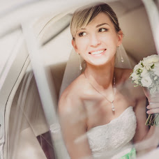 結婚式の写真家Ekaterina Yarec (yarets)。20.01.2014の写真
