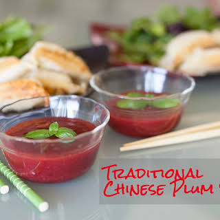 Traditional Chinese Plum Sauce from Scratch.