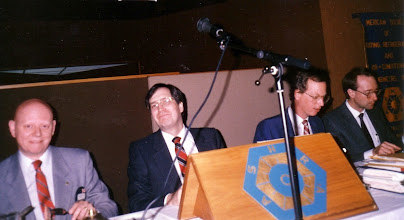 Photo: Simon Jol, Paul Baker, Bill McKinnon, Byron Landry