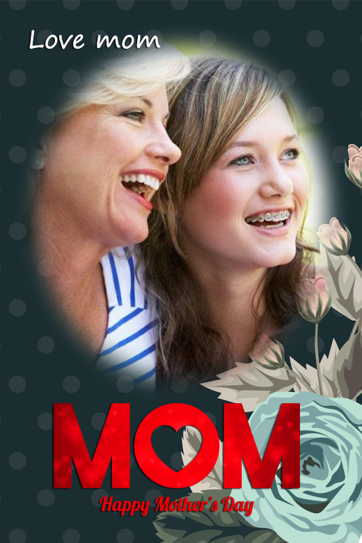Happy Mother's Day Frames- screenshot