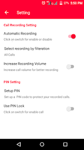 Automatic Call Recorder screenshot 6