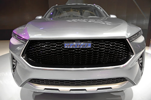 A Great Wall Motors Haval HB-02 concept vehicle, presented at the Auto China 2016 show in Beijing. Picture: REUTERS