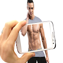 Body Scanner xray Real Camera Prank Entertaintment icon