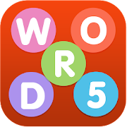 Word games free find the five letters anagram:2019