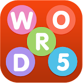 WORD5 - Word Making With Timer