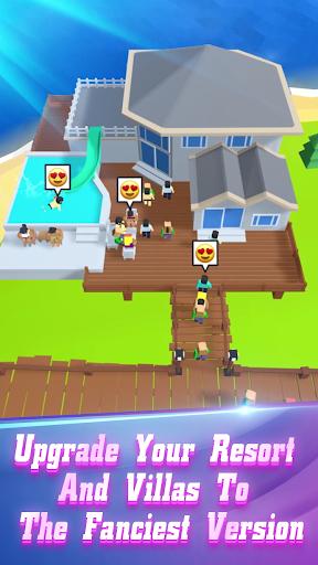 Idle Resort Tycoon screenshot 2