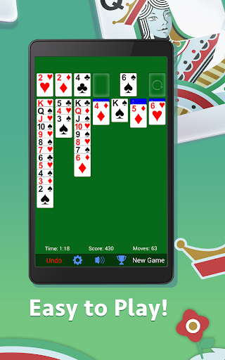 Solitaire  gameplay | by HackJr.Pw 12