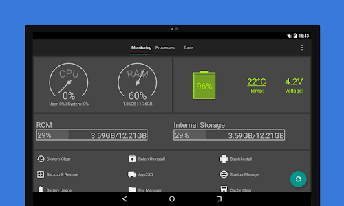 Assistant Pro for Android screenshot 5