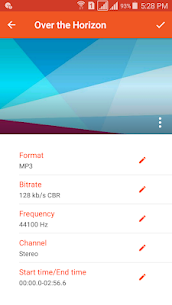 Baixar Audio Converter (MP3, AAC, WMA, OPUS) Última Versão – {Atualizado Em 2021} 1