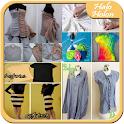 DIY Refashion Clothes Tutorial icon