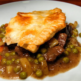 Beef Pot Pie With Pie Crust Recipes.