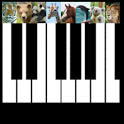Baby Animal Piano Free icon