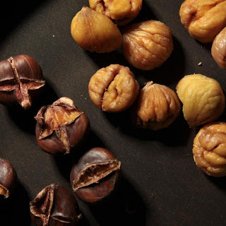 Pan-Roasted Chestnuts