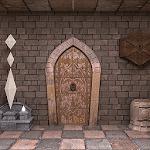 Dark Angel Palace Escape