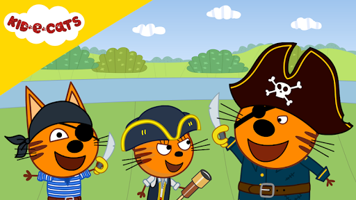 Kid-E-Cats: Pirate treasures. Adventure for kids apkdebit screenshots 6