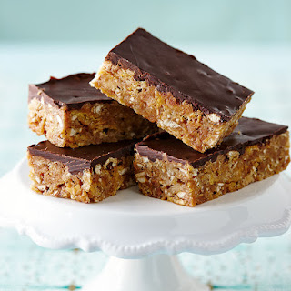 Chewy Toffee Bars.