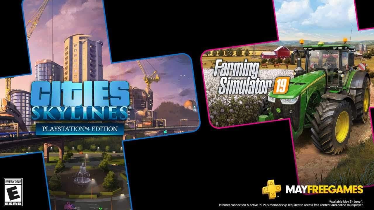 PlayStation Plus: Game Gratis May 2020