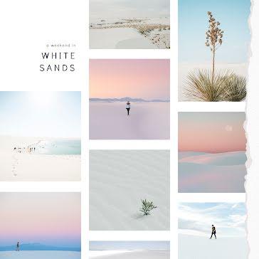 White Sands - Instagram Template