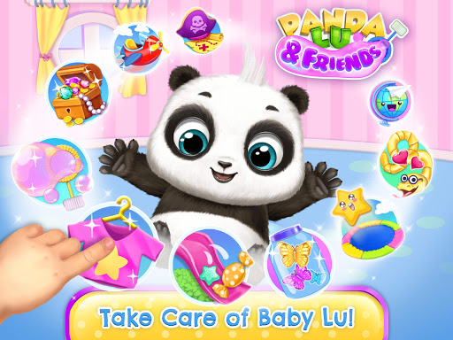 Panda Lu & Friends - Playground Fun with Baby Pets apkmr screenshots 10