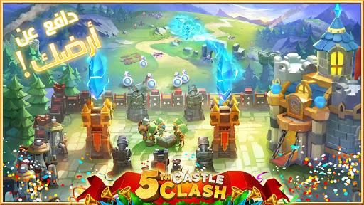Castle Clash: u0641u0631u064au0642 u0627u0644u0634u062cu0639u0627u0646 1.2.81 Screenshots 2