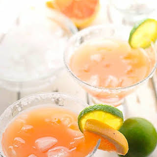 Grapefruit Margarita.