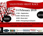 Valentines Night Race : Q Square , Worcester, South Africa